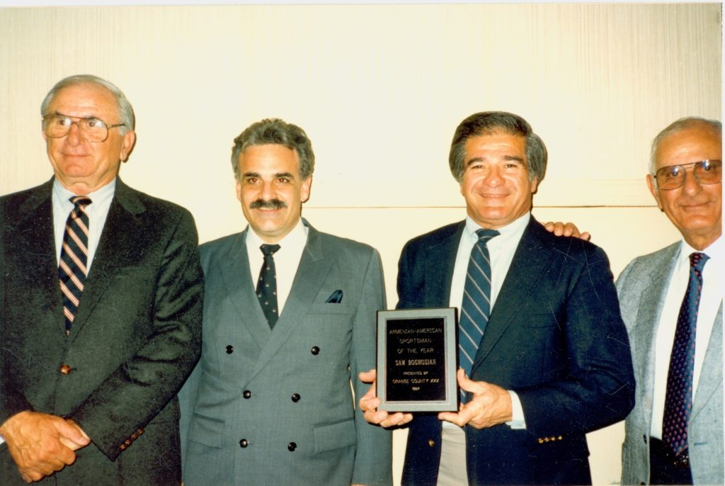 Paul Solata, Jack Kayajanian, Sam Boghosian & Haig Boghosian