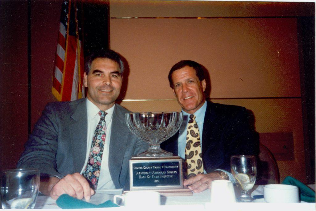 Ed Kezirian & Terry Donohue