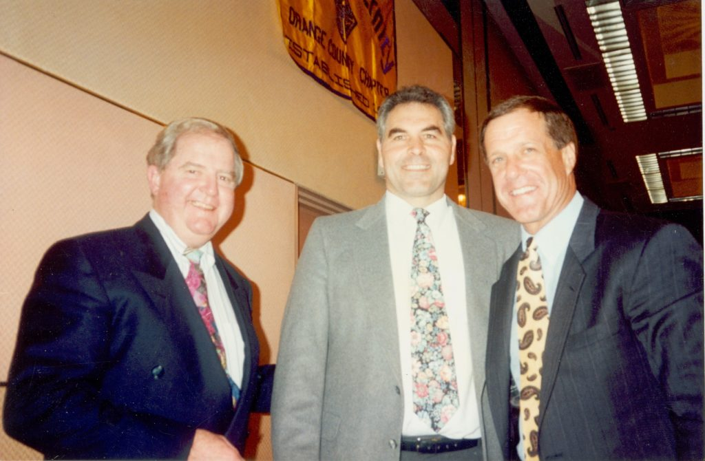 Craig Fertig, Ed Kezirian & Terry Donohue