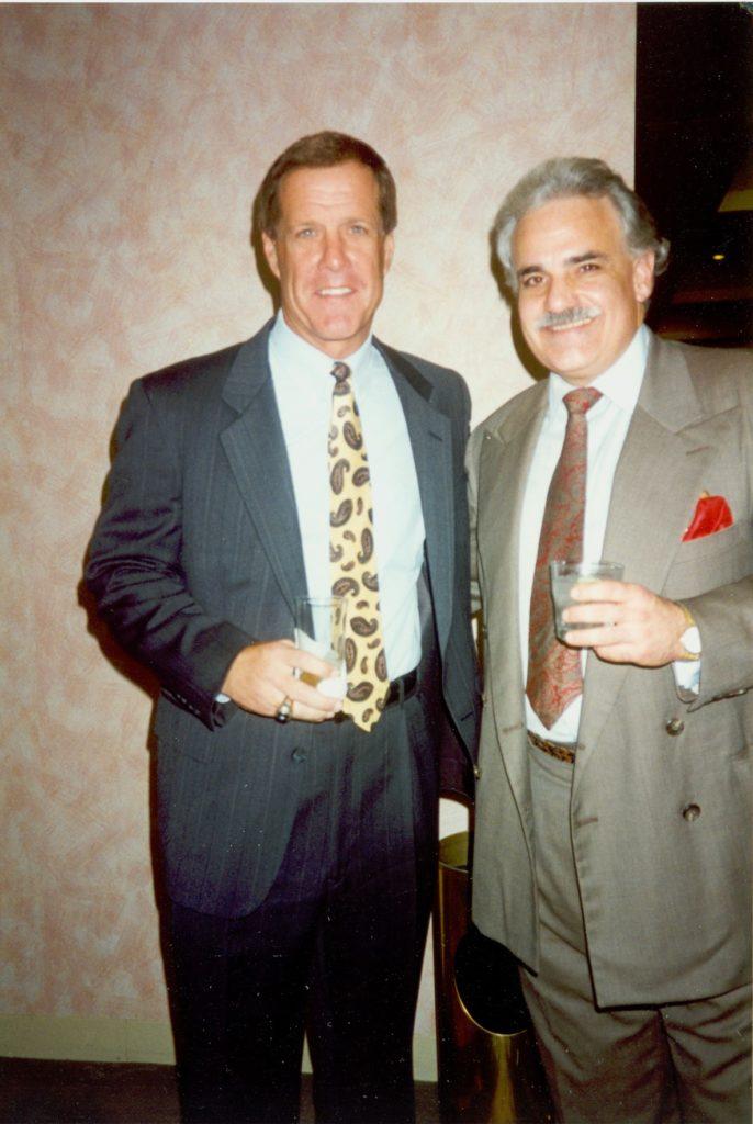 Terry Donohue & Jack Kayajanian