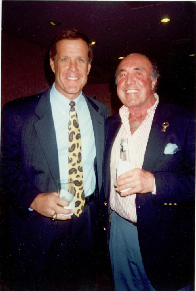 Terry Donohue & Ron Krajian
