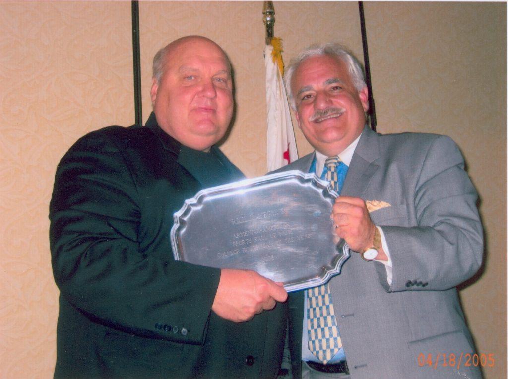 Rick Majerus & Jack Kayajanian