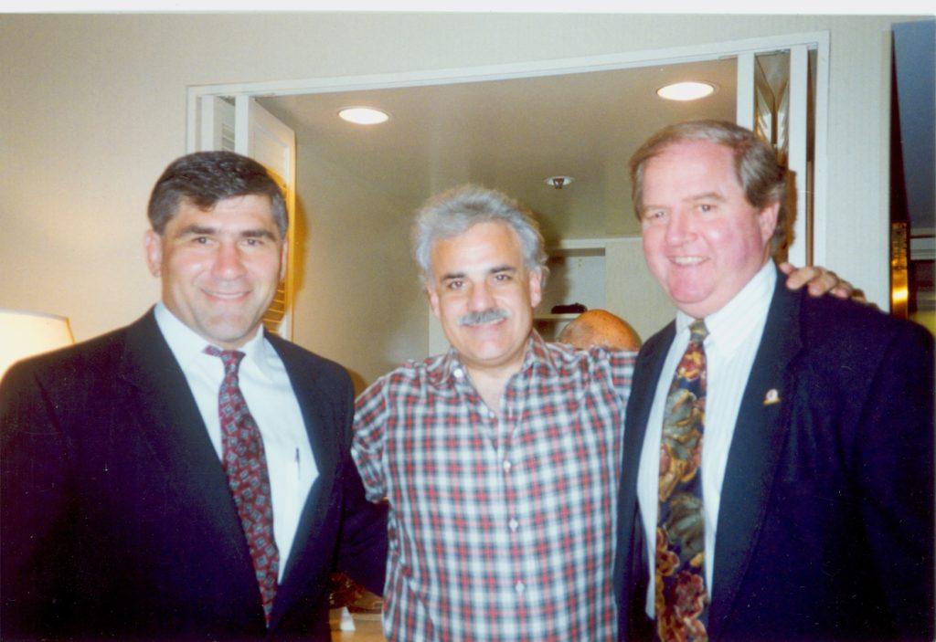 Fred Khasigian, Jack Kayajanian & Craig Fertig