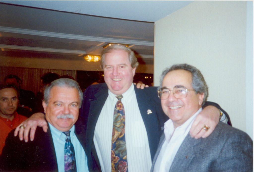 Haig Jamgochian, Craig Fertig & Archie Cholakian