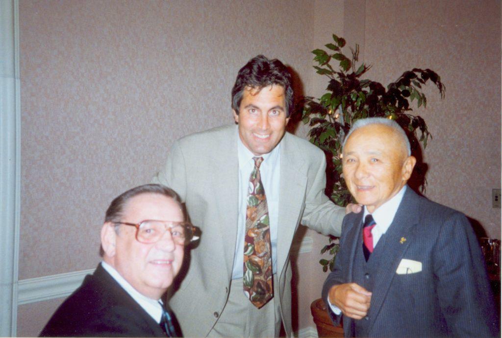 Jack Faulkner, Vince Ferragamo & Sammy Lee