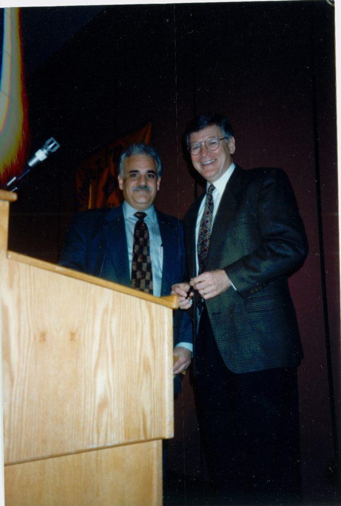 Jack Kayajanian & Ed Arnold