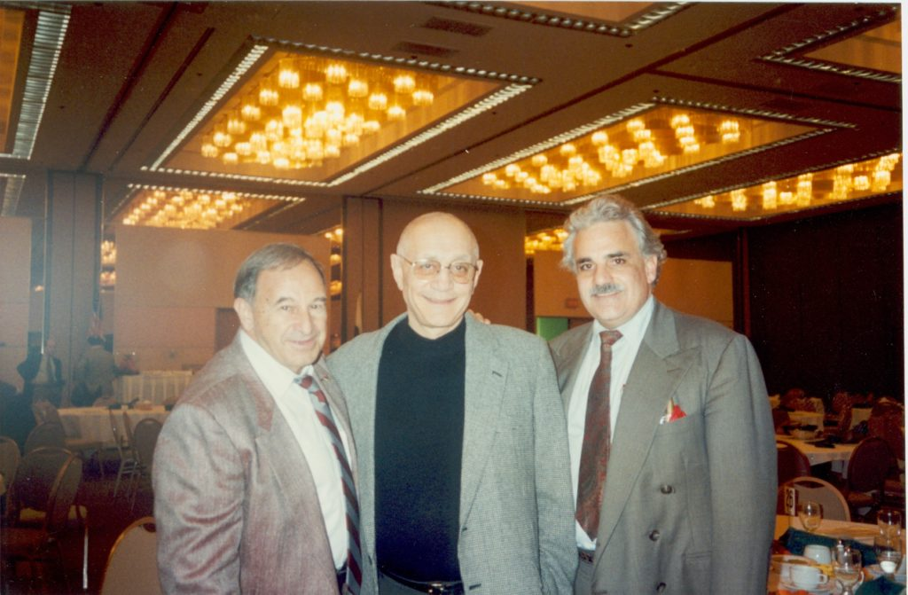 Mourad Najarian, Jerry Tarkanian & Jack Kayajanian