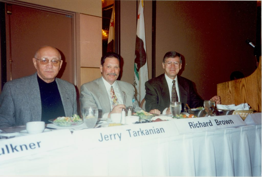 Jerry Tarkanian, Richard Brown & Ed Arnold