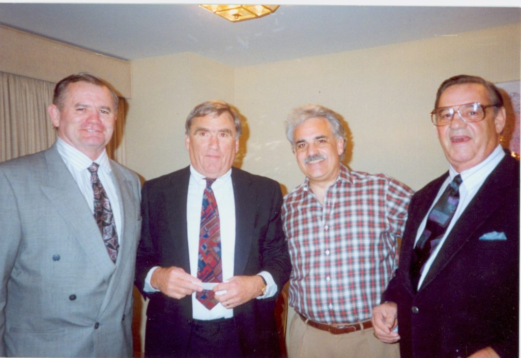 ?, ?, Jack Kayajanian & Jack Faulkner