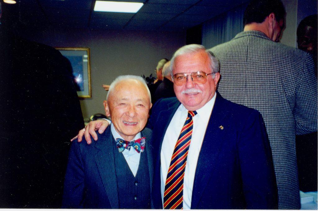 Sammy Lee & Haig Jamgochian