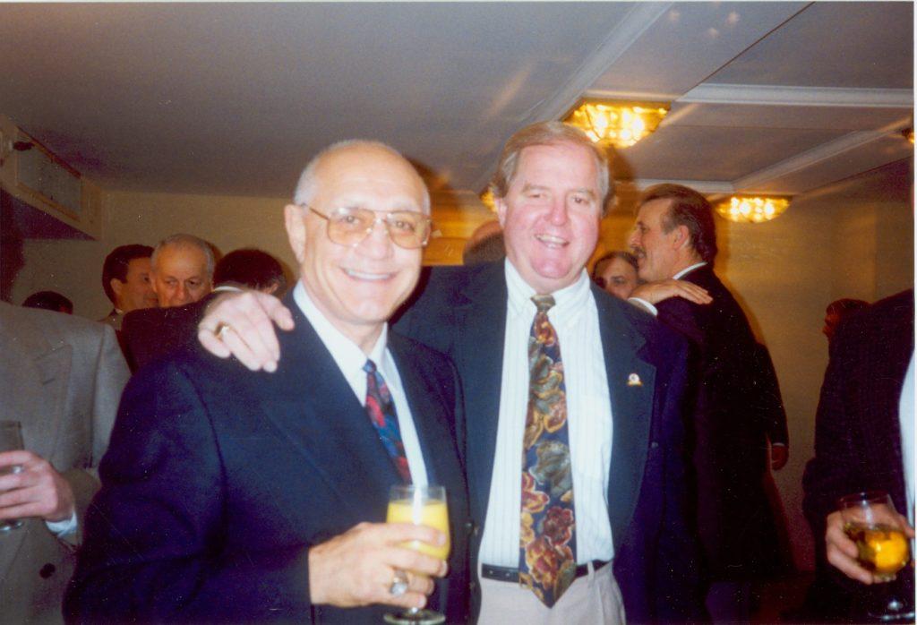 Jerry Tarkanian & Craig Fertig