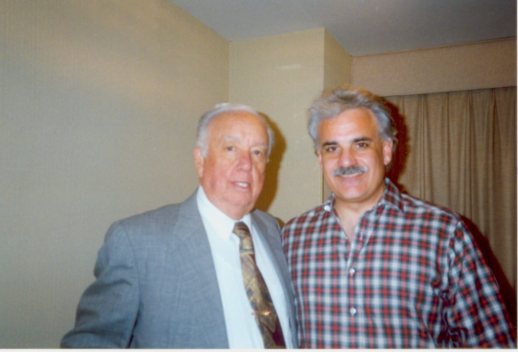 Rod Dedeaux & Jack Kayajanian