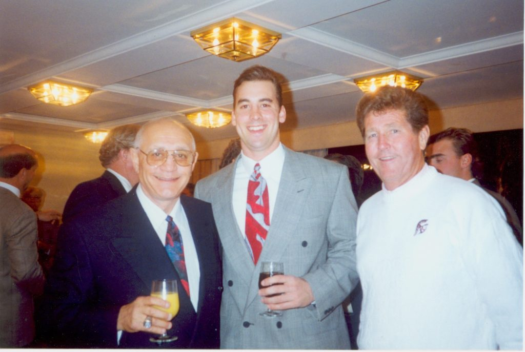 Jerry Tarkanian, Steve Sarkisian & ?