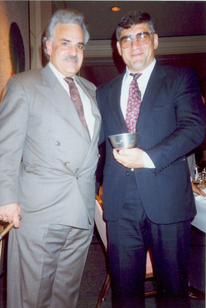 Jack Kayajanian & Fred Khasigian