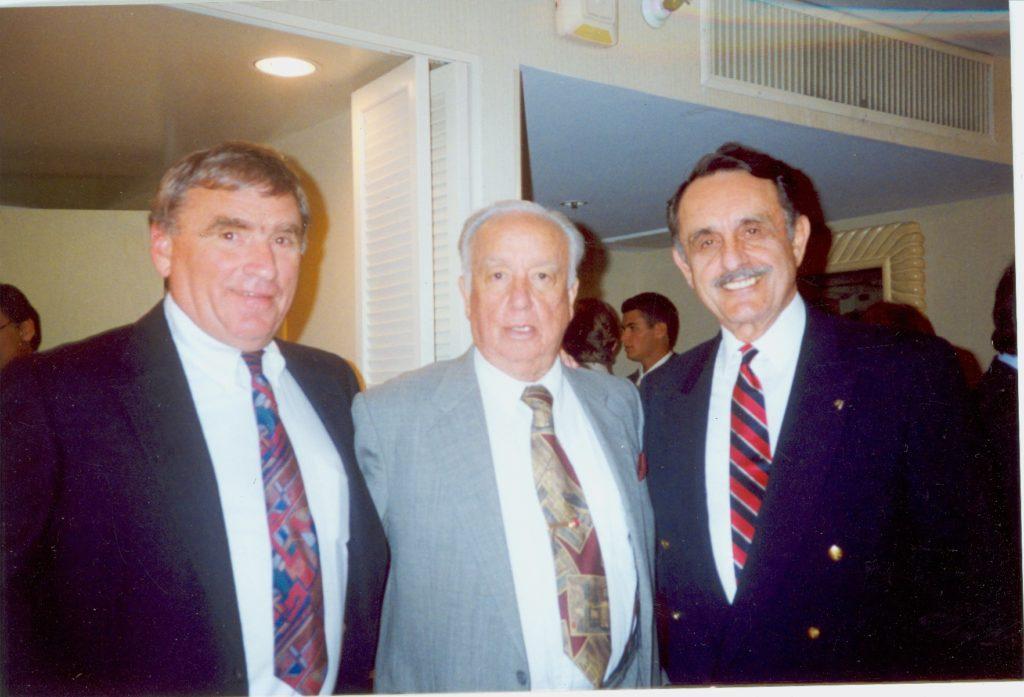 ?, Rod Dedeaux & Z. Harry Astor